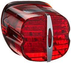 Deluxe LED Taillight Conversion Red with License Plate Illumination * You can find more details by visiting the image link. (This is an affiliate link) #CarLights