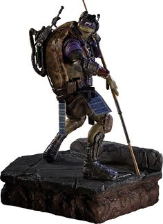 TMNT Donatello Polystone Statue by Prime 1 Studio | Sideshow Collectibles