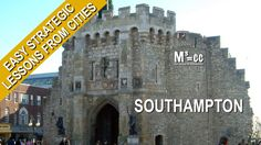 Easy Strategic Lessons from Cities: Southampton, England with Wolfgang R...