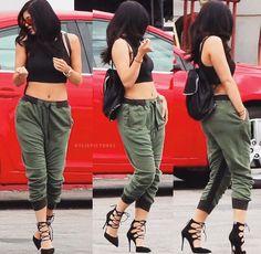 Kylie Jenner style 2015