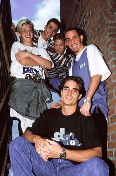 Backstreet Boys in 1994