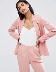 Blush Suit