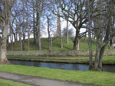 Forres Castle