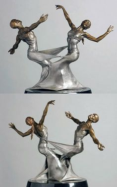 Freedom Bound   Artist Paige Bradley   Subject Figurative Bronzeh4   Medium Bronze   Category Sculpture   Dimensions H 21in x W 28in x D 12...