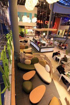 Forum Shopping Centre от ZALEWSKI ARCHITECTURE GROUP