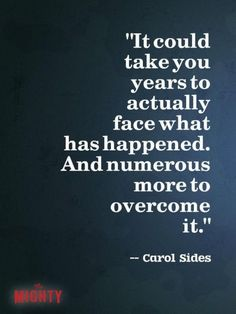 Image result for overcoming childhood trauma quotes