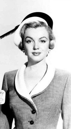 Marilyn (rare photo)