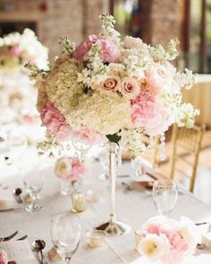 #centros #flores #bodas