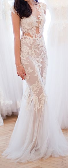 lace wedding gown needs a lace wrap to complete the beautiful look say designers at
