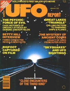 SAGA UFO REPORT Volume 5, #3: January 1978, NM, $12