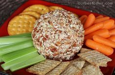 Holiday (And Any Other Day) Cheeseball | Our Best Bites...friend was asking for a cheese ball recipe today and I remembered making this one. Everyone loved it and it was so yummy! So I thought I should pin it for others to enjoy :-)