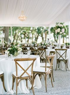 Featured Photographer: Marni Rothschild Pictures; wedding reception idea