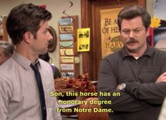 Li'l Sebastian (Parks and Recreation)