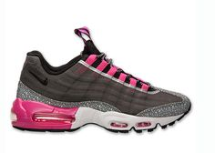 Nike Air Max 95 Tape Pink Foil Safari Available Available Now Pink Running  Shoes cbb6dc042