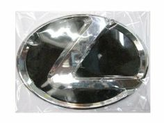 LEXUS Black Size : 15 cm. Emblem Auto Car Accessories By Chrome 3D Badge 3M Adhesive by Lexus. $21.11. Auto car logo or car emblems were manufactured by expert and pay attention every detail in car logo or car emblems for customers who have purchased car logo or car emblems. It's  made from Plastic or Steel who process the coating chromium or Striped Kevlar, Moreover car logo or car emblems have vary color and have vary Striped . car logo or car emblems are popu...
