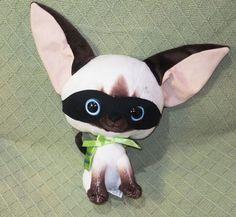 Skippy Jon Jones Kohl's Cares Siamese Cat CHIHUAHUA Puppy Dog Plush Stuffed Toy #Kohls