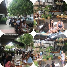 The vibe at Maboneng Precinct in Johannesburg is totally amazing. Places To Go, Basketball Court, City, Amazing, Shopping, South Africa, City Drawing, Cities
