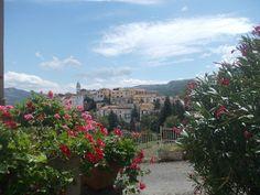 463  Panorama, Viale E.Battista, Civitanova del Sannio, Isernia, Molise (foto di Guido Lastoria)