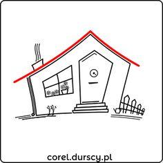 Domek z konewką #corel_durscy_pl #durskirysuje #corel #coreldraw #vector #vectorart #illustration #draw #art #artist #digitalart #graphics #graphicdesign #flatdesign #flatdesign #creative #creativity #visualart #visualdesign #inspiration #dom #apartament #home #house #residence #apartments #story #marchwka #wateringcan #carrot Coreldraw, Carrot, Apartments, Creativity, Graphics, Illustration, Artist, House, Inspiration