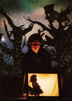 Teatro Gioco Vita / Andrea Rauch – Peter tra il Qua e il Là, 1993