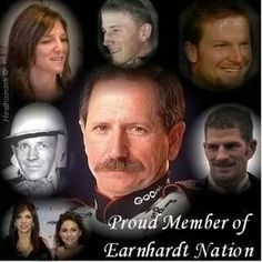 Proud member of Earnhardt Nation. #DaleEarnhardtMemorial http://www.pinterest.com/jr88rules/dale-earnhardt-memorial/