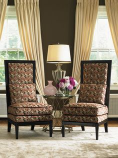 Willow Armless Chairs, Lexington Home Brands Upholstery