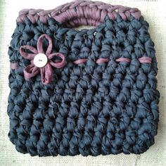 Bolso de Trapillo by Delimalimon Craft.