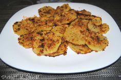 Le patate sabbiose al forno sono un contorno sfiziosissimo da preparare in poco tempo per un successo garantito. Ricetta vegetariana, semplice e veloce.