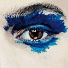 #красота #макияж #креативныймакияж #макияжкрасками #художественныймакияж #mypositivestyles #myps
