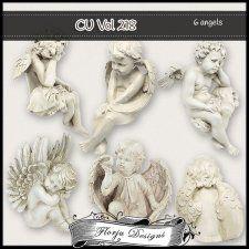 CU vol 218 Angel by Florju Designs #CUdigitals cudigitals.comcu commercialdigitalscrapscrapbookgraphics #digiscrap