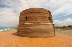 Luna Baluarte (watchtower) in Luna, La Union, Philippines La Union Philippines, Philippines Travel, Beautiful Places To Visit, Cool Places To Visit, Tourist Spots, Travel Goals, Where To Go, Monument Valley, Country