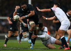 Final Score: All Blacks 20-15 England Rugby Steinlager Series, First Test