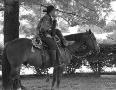 Cowboy Photography | Cowboy on Horse - Steve's Digicams Forums