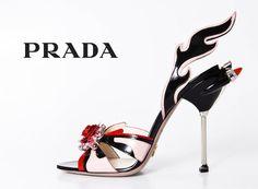 Baby Shopaholic: Mama Loves Prada Flame   www.thebabyshopaholic.com-600 × 440-Search by image I don't care what anyone says, I love this Prada Flame shoe line!