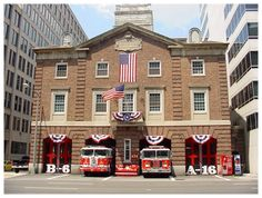 A Washington, DC Fire Department located at 1018 13th St. NW, in the heart of downtown. Founded in 1904, Engine 16 is the Battalion Chief's quarters for the ...