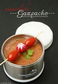 Rote Gazpacho