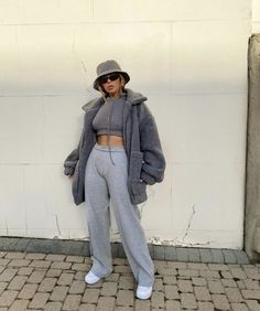 In this look Ellie Joslin wears clothes from Lasula Lazy Outfits, Cute Casual Outfits, Mode Outfits, Stylish Outfits, Girl Outfits, School Outfits, Outfit Jogging, Looks Hip Hop, Black Girl Fashion