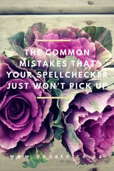 Spellchecker is a life-saver, but it's not infallible. These are some big mistakes that spellchecker just can't pick up. Editing Writing, Pick Up, Grammar, Mistakes, Spelling, Blogging, Big, Games