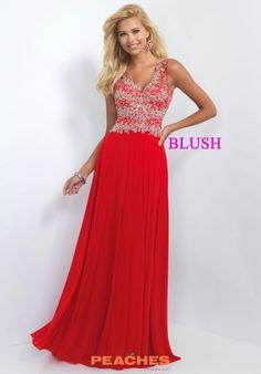 Blush Dress 11108
