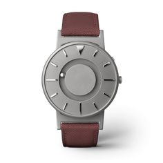 Eone Bradley Canvas Red | Clockwize Watch Shop only £204 + 5% discount @ clockwize.uk