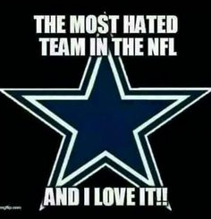 Make Dallas Cowboys memes or upload your own images to make custom memes Dallas Cowboys Tattoo, Dallas Cowboys Decor, Dallas Cowboys Quotes, Dallas Cowboys Wallpaper, Dallas Cowboys Pictures, Cowboy Pictures, Dallas Cowboys Football, Cowboys 4, Football Memes