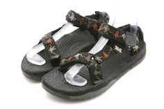Teva Youth Sandals Size 4 Terradactyl Mosaic Men River Water Sport Shoes #Teva #WaterShoes