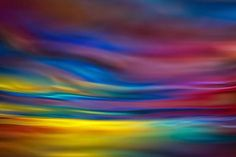 Photographic Print: Late Afternoon by Ursula Abresch : Pop Art Images, Fantasy Pictures, To Color, Abstract Oil, Ursula, Find Art, Impressionism, Cool Art, Sunset Paintings