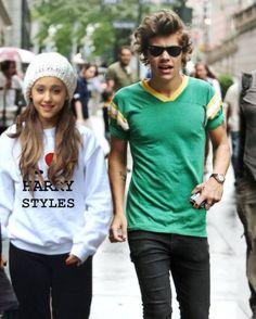 Ariana and Harry :)