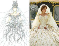"""Eiko Ishioka designs nominated for the film """"Mirror Mirror."""""""