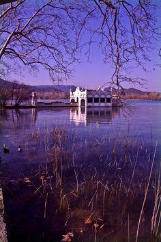 Banyoles lake Girona Catalonia by Silvia Torres