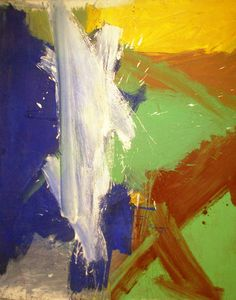 de Kooning.  So. Perfect.