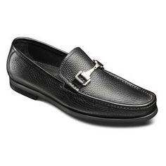 Firenze Italian Loafers, 49980 Black, blockout