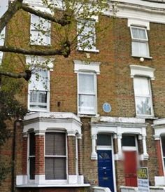 9 Fernhead Road, London W.9 was the  birthplace of arguably Britains best known and most loved comedy actor and clown Norman Wisdom