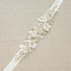 wedding dress belts and sashes - Google Search
